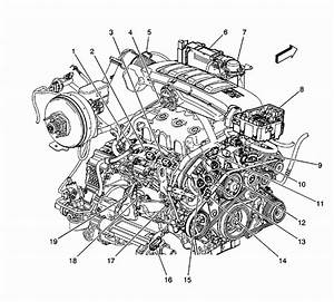 2008 Buick Enclave Parts Diagram Sensorschevy Colorado