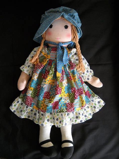 holly hobbie doll growing     pinterest