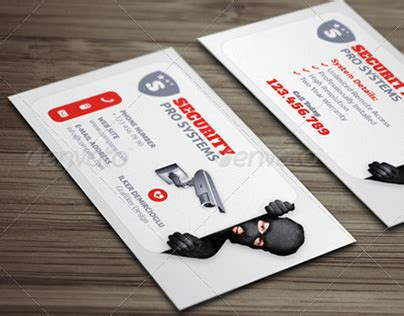 security systems flyer templates  behance