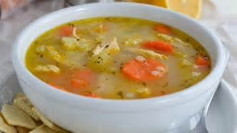 amped  chicken soup recipes   comforting