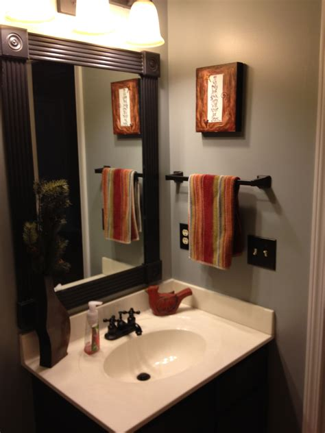 Bathroom Mirrors Cut To Size by Here S Another Cheap Bathroom Remodel Easy And Cheap P