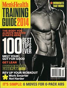 Men U0026 39 S Health Training Guide 2014 100 Best Workout Tips