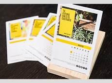 Diseño Calendario Corporativo 2016 DIKA estudio creativo