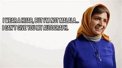 Hijab Buzzfeed Muslim Wearing Hijabi Means Talk