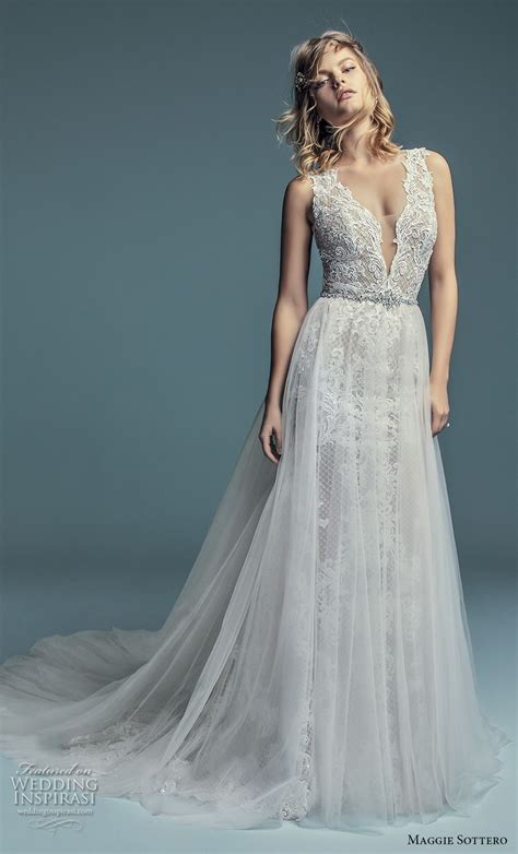 maggie sottero fall  wedding dresses lucienne