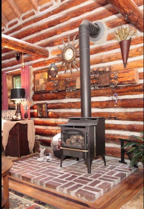 log cabin wood burning stove log homes log home builders home builders association