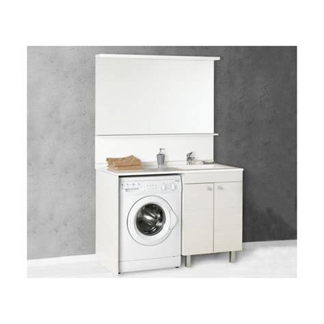 lave linge pas chers salle de bain meuble avec espace lave linge pratique et pas cher am 233 nagement studio