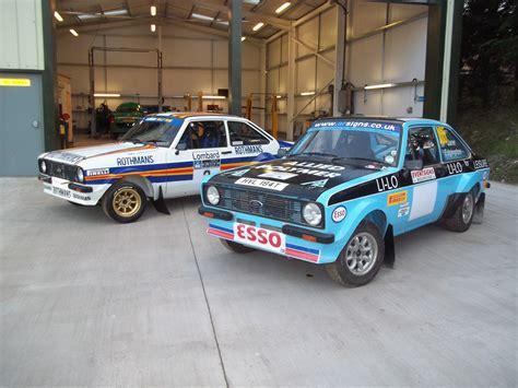 Classic Car Restoration & Historic Rally Preparation