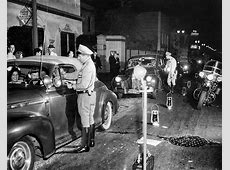 1944 CHP vehicle inspection stop Framework Photos and