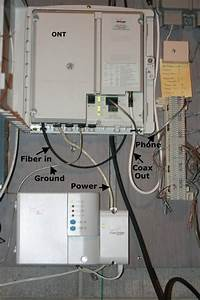 Tv Installation  Verizon Fios Tv Installation Diagram