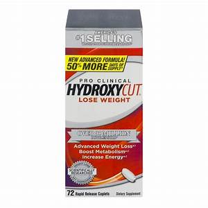 Best Hydroxycut For Rapid Weight Loss