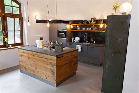 Küche Wenn Landhausstil Auf Moderne Trifft Küchenhaus