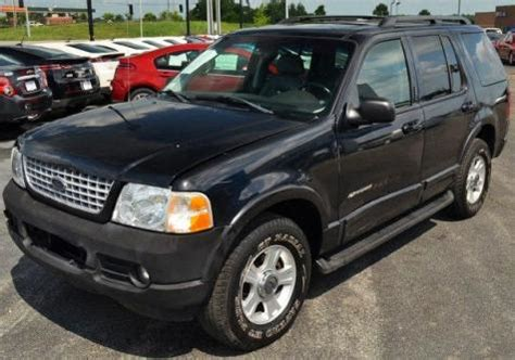 dirt cheap ford explorer limited  wd suv