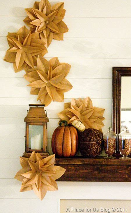 fall decorating crafts fall craft ideas for the home 7 fun projects