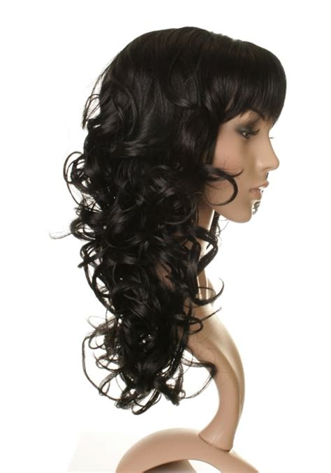 black curly wig quality black curly wigs buy  uk