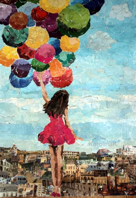 Collage Kunst Ideen by Magazine Collage Proof That You Can Make Beautiful