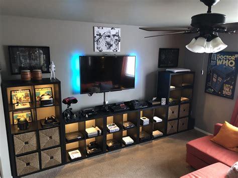 My Retro Setup In 2019 Gamer Room Gaming Room Setup
