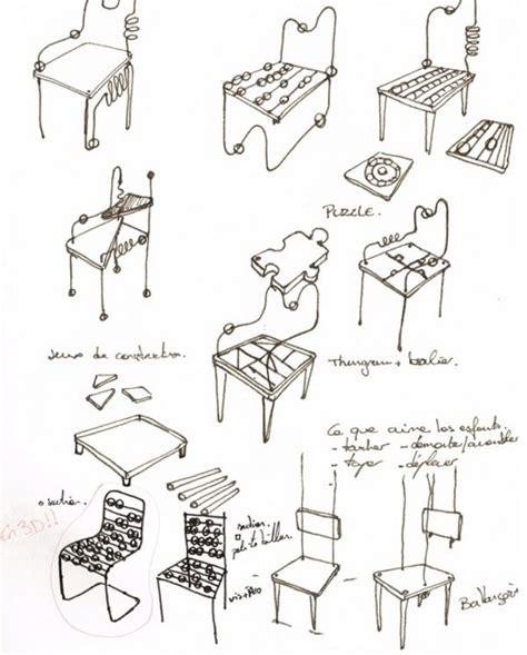 Projet étudiant : Ceci n'est pas une chaise par Léo Abbate ...