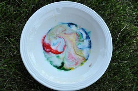 milk food coloring dish soap milk dish soap food coloring classroom ideas