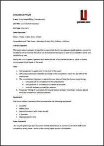 Job Description Examples