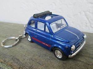 Fiat 500 Longueur : porte cl fiat 500 neuf bleu m talis en m tal longueur 6 5cm ebay ~ Medecine-chirurgie-esthetiques.com Avis de Voitures