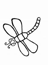 Dragonfly Coloring Pages Cartoon Clipart Printable Dragonflies Colouring Stained Glass Cliparts Clip Kid Print Cute Getcoloringpages Library Getcolorings Fun sketch template