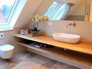 Waschtisch Mit Holzplatte : waschtisch holz selber bauen ~ Lizthompson.info Haus und Dekorationen