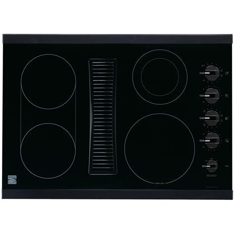 "Kenmore Elite 44119 30"" Downdraft Electric Cooktop"