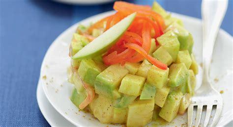 cuisine saine et rapide recette avocat recette facile gourmand