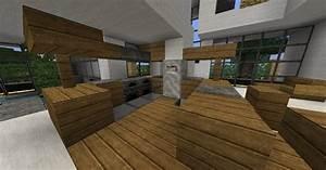Minecraft Modern House Map 1.8/1.7.10/1.7.2/1.6.4 ...
