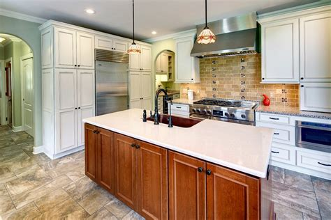 white kitchen cabinets kitchen backsplash design company syracuse cny 3656