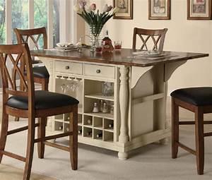 Top 7 White Kitchen Islands - Cute Furniture