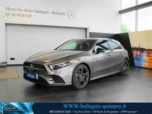 Mercedes Classe A 200 Essence : voiture occasion mercedes classe a 200 amg line 7g dct ~ Farleysfitness.com Idées de Décoration