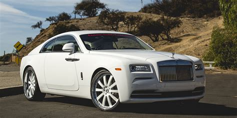 rolls royce white wraith rolls royce white wraith car gallery forgiato