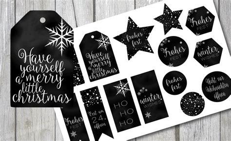 geschenkanhänger weihnachten ausdrucken geschenkanh 228 nger zum ausdrucken weihnachten miomodo