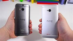 All New Htc One  M8  Vs Htc One  M7  - Full Comparison