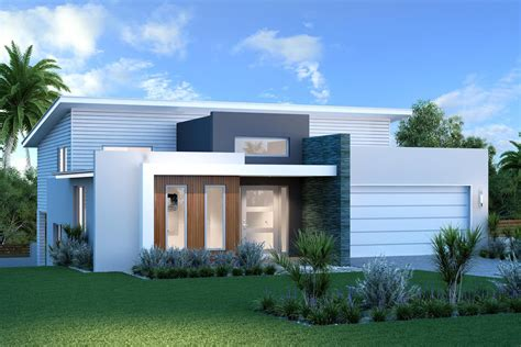 Split Level Haus by Laguna 278 Home Designs In New South Wales G J Gardner