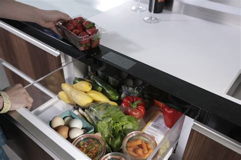 Ge Designed A Compact Kitchen Just For Supertiny