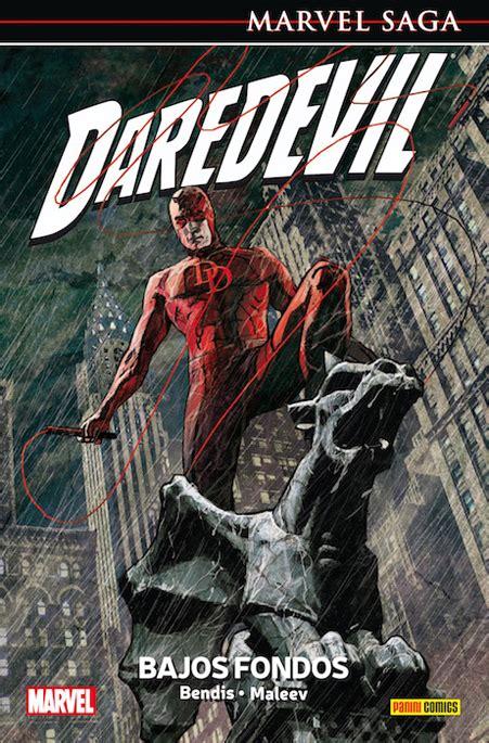 Daredevil Vol 7 marvel saga daredevil vol 7 bajos fondos bendis hace