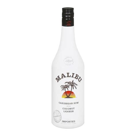 Malibu coconut rum adds a yummy coconut twist to this frozen strawberry daiquiri recipe. Malibu Coconut Rum 750Ml - centralliqurious