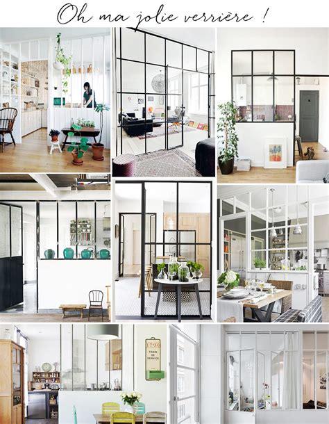 cloison vitree cuisine salon cloison vitre cuisine cloison vitre avec traverse