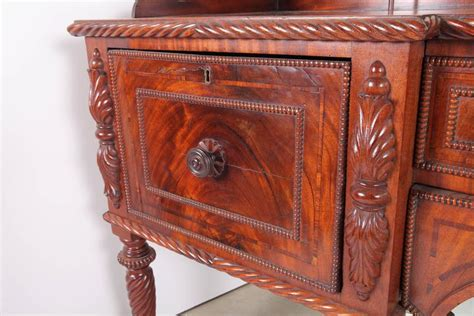 Sideboards For Sale Ireland by Antique 19th Century Mahogany Sideboard For Sale At