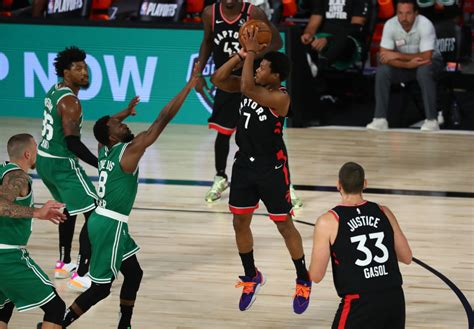 Celtics and Raptors Head to Game 7 After Double-OT ...