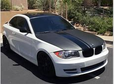 2011 BMW 1 Series 128i Custom Coupe 1 Owner Car w