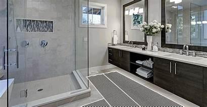 Tile Floor Heating System Heat Plumbing Floors