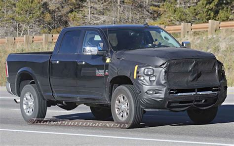 2018 Dodge Ram 2500 Diesel Changes And Specs