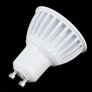 Led Spot Gu10 : dimmable 4 x 1w gu10 led bulb lamp spot light 110v halogen energy saving mr ebay ~ Markanthonyermac.com Haus und Dekorationen