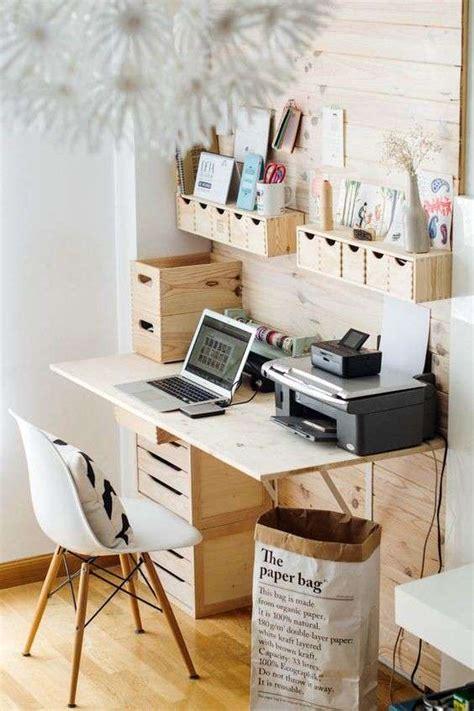 scrivanie per piccoli spazi scrivanie fai da te scrivania di legno scrivania