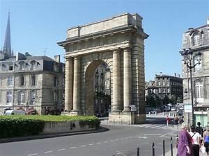 porte de bourgogne le map bordeaux local city guide With porte porte