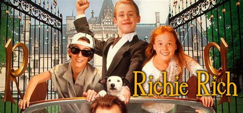 Mount Richmore Miniature For Macaulay Culkin's Richie Rich